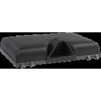 3705SBK Kussen met hengel greep zwart