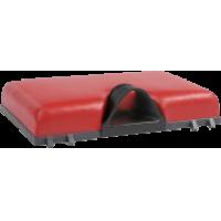 3705SRD Kussen met hengel greep rood