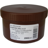Koperchelaat EDTA 14,8% 250g