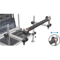 FCSA33 Multi-adjustable rod support cushion