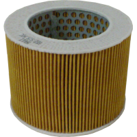 Air filter for Fontan devices