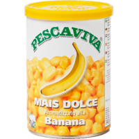 Maïs banaan 340g