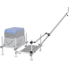 FCSA26/45 Multi-verstelbare telescopische feederarm 45°