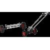 FCSA931-Q36 Transportsysteem met centrale wielsteun