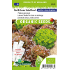 SL0176 - Lettuce Looseleaf Red Salad Bowl seedtape