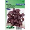 SL2020 - Basil, Sweet Purple Ruffles (Ocimum Basilicum)