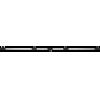 Solo sproeibalk aluminium 120 cm, met 4 sproeikoppen voor oppervlaktebehandeling