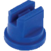 Solo flat spray tip 03-F80 blue